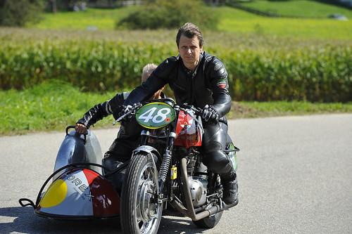 Laimer sidecar motorcycle GP Schwanenstadt Austria Copyright 2012 B. Egger :: eu-moto images 0984
