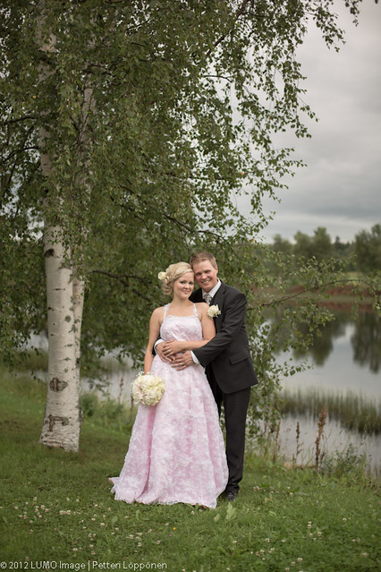 Häät Anna-Leena ja Jussi (27)