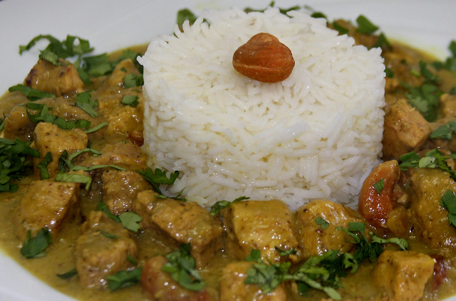 Curry Mixto 168b