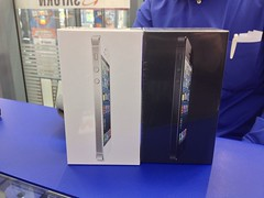 Apple iPhone 5: weiß und schwarz