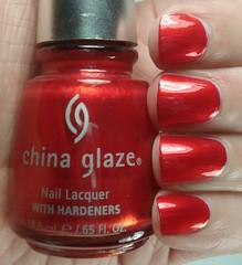 China Glaze Red Essence
