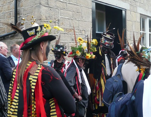 Folk and Morris dancing