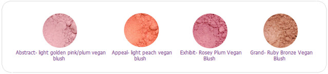 Silk Naturals Eye Spy Blushes