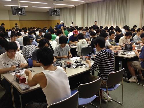 PTQ GTC - Yoyogi : Hall 1