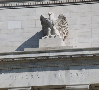 Federal Reserve Building - eagle - 2012-09-13