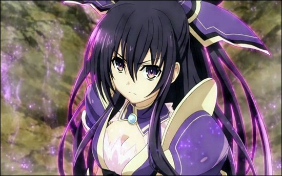 1� Trailer da Adapta��o de Novel para Anime, Date A Live!