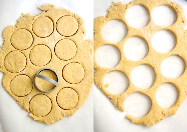 Cutting Biscuits | FoodLovesWriting.com