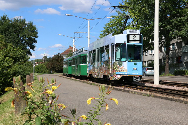 2016-07-05, BVB, Riehen Aeussere Baselstrasse