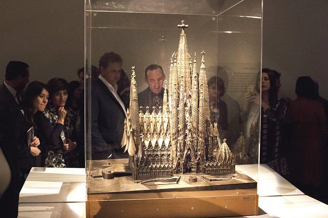 Exposición de Antoni Gaudí en Brasil