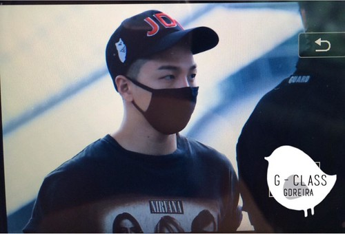 Big Bang - Incheon Airport - 26jun2015 - GDREIRA - 02