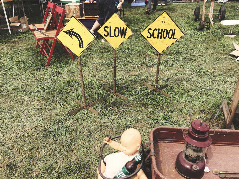 slow-school-yard-sale