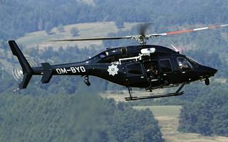 "Bell 429 ""GlobalRanger"" Ministerstvo vnútra SR"