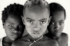 Madagascar, young children