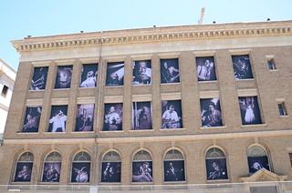 Jazz Greats @ SF Jazz Center, Franklin Street, Hayes Valley (Artist: Herman Leonard)