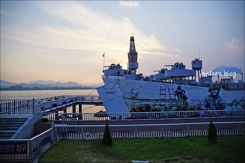 金浦艦上公園+大明碼頭+花蟹鍋007