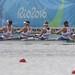Rio 11 sept - Aviron