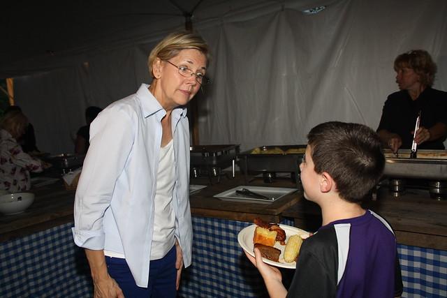Elizabeth Warren at MTA Summer Conference