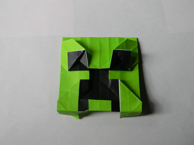 origami creeper flickr photo sharing
