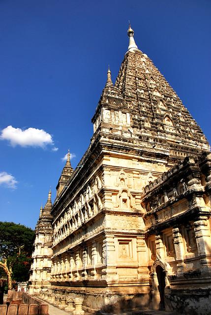 摩訶菩提塔寺 Mahabodhi Temple
