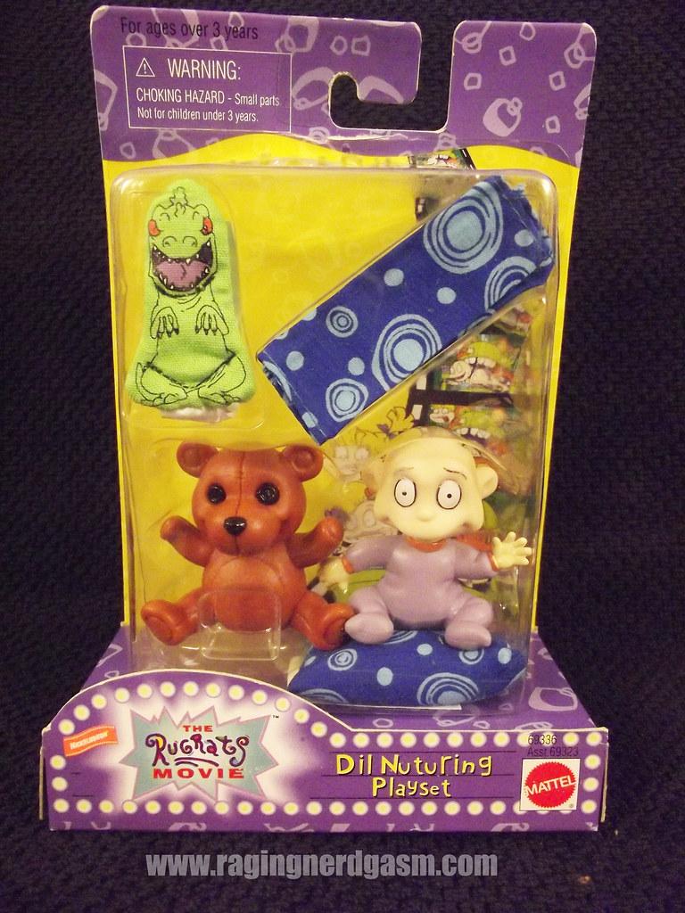 Nickelodeon Rugrats figures_0015