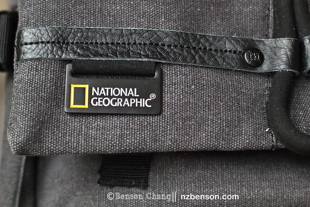 開箱 | 國家地理 National Geographic 後背相機包 NG W5070