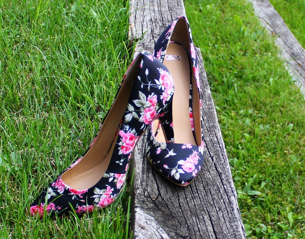 ASOS Floral Shoes (4)