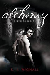 September 25th 2012 by Egmontusa                Alchemy (Mercian Trilogy #2) by K.J. Wignall