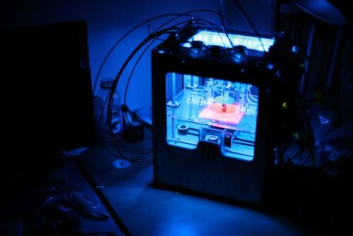 Революция в строительстве: гигантский 3D-принтер может напечатать дом за 24 часа