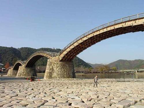 The Kintai Bridge (Iwakuni, Japan)bridges (5)