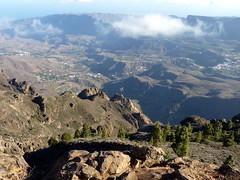Gran Canaria - San Bartolome de Tirajana in the Spring