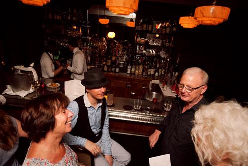 Ma Vie Française Paris soirée July 26 - Steve Wells Photography