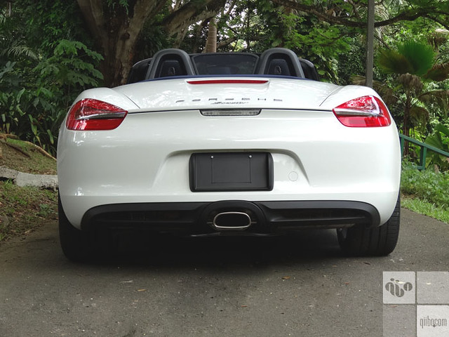 QiiBO Test Drive: Porsche Boxster 2013