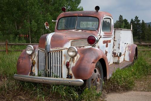 Firetruck (retired)