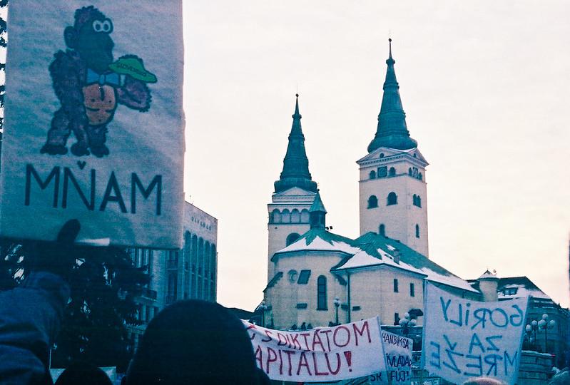 Protest Gorila