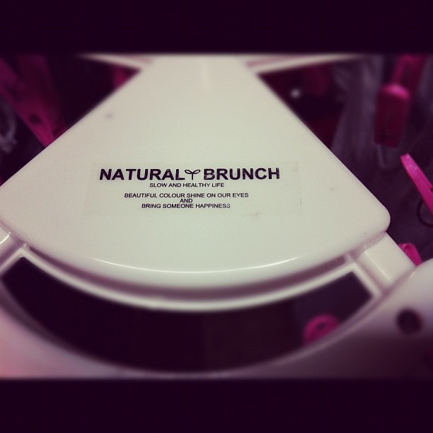 Natural Brunch?