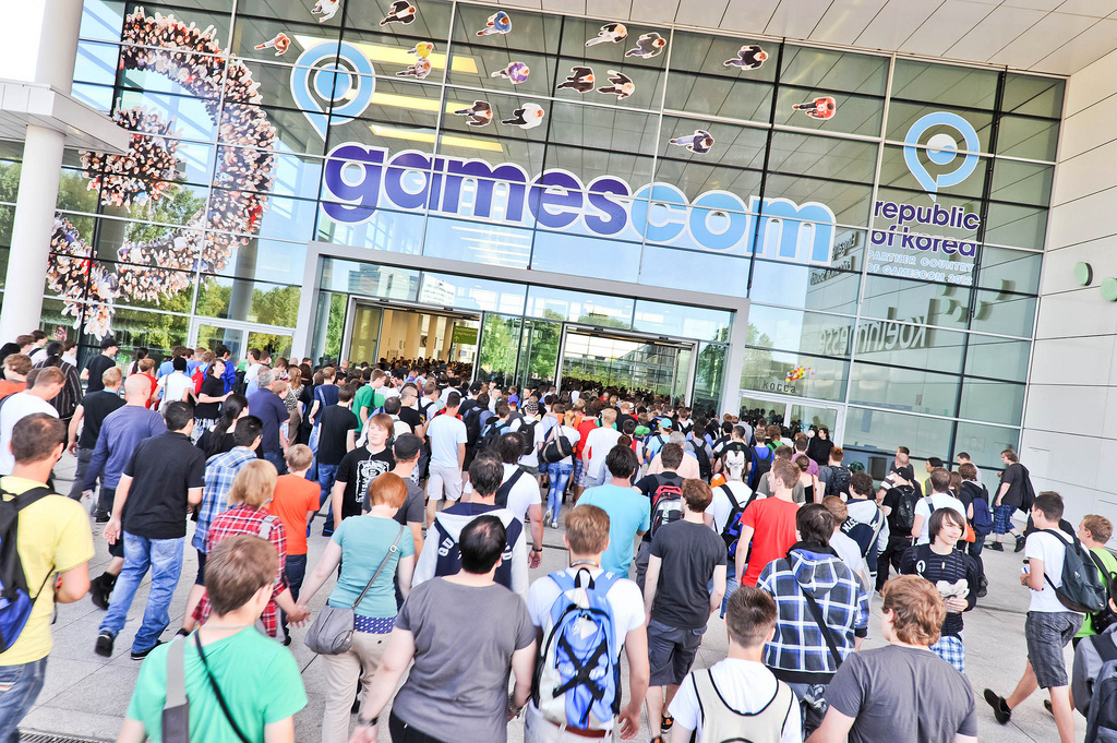 gamescom 2014 : tout ce qu'il faut savoir