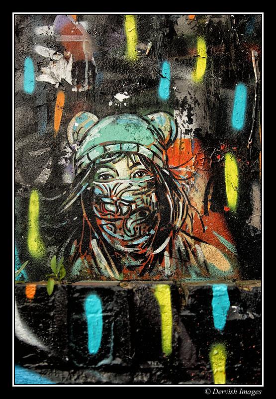 Spitalfields Street Art