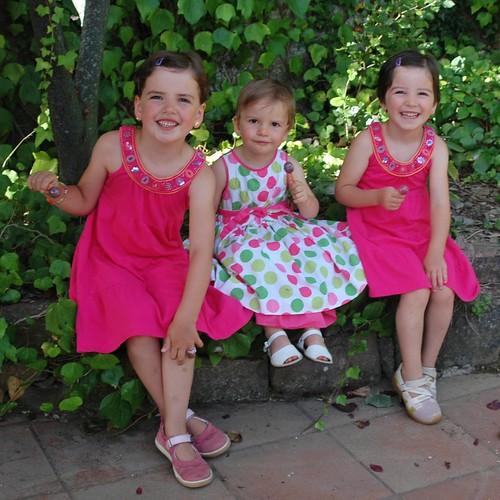 My lovely trio by vsvetlana