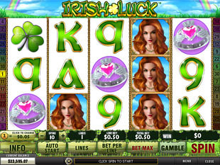 Irish Luck Slot Machine