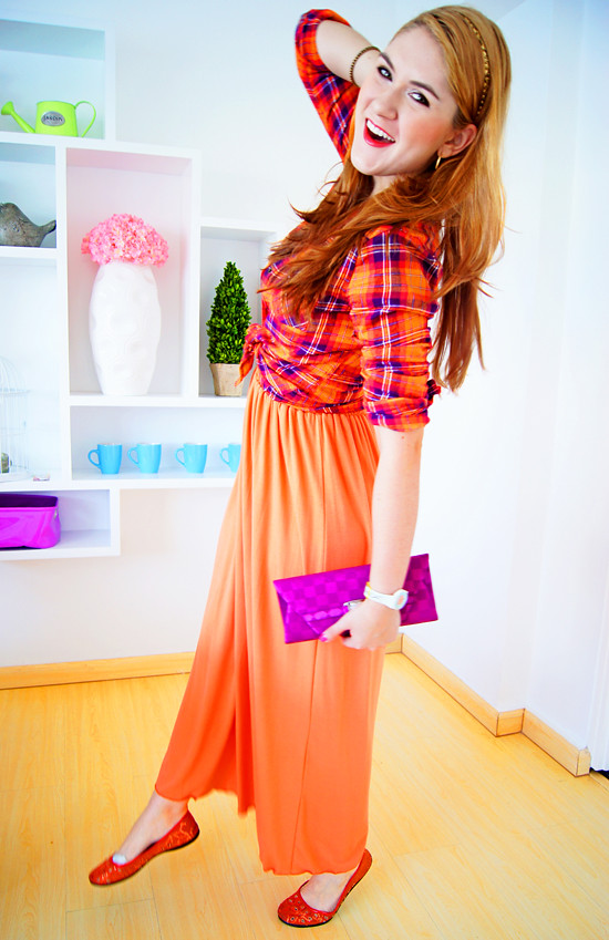 Colorful outfit by The Joy of Fashion (7)