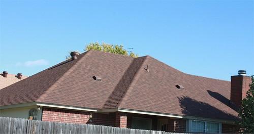 Brownwood Roof