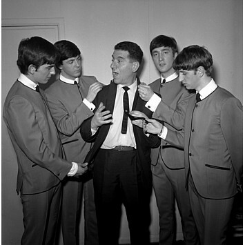 H. Hammond, The Beatles with Dougie Millings, (1963)