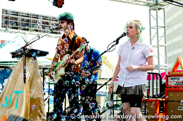 HOTT MT @ Echo Park Rising 2012