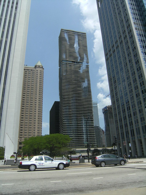 Photo:Aqua Tower - Exterior 2 By Chicago Architecture Today