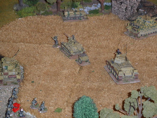 Germans spread out into wheatfield to avoid Soviet artillery.JPG