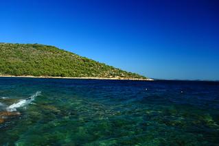 Image of Slanica. sea island meer croatia insel more adria adriatica hrvatska otok jadran kroatien jadransko murter