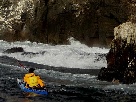 Sea kayaking in Peru with Nature Expeditions 14