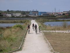 Ruta ciclista 02/09/2012