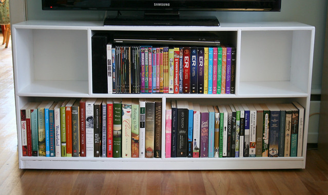 Bookshelf - after!