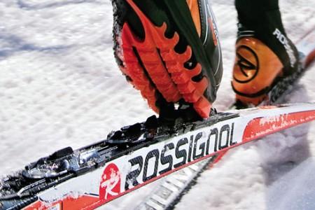 Workshop na správný výběr a mazání běžeckých lyží